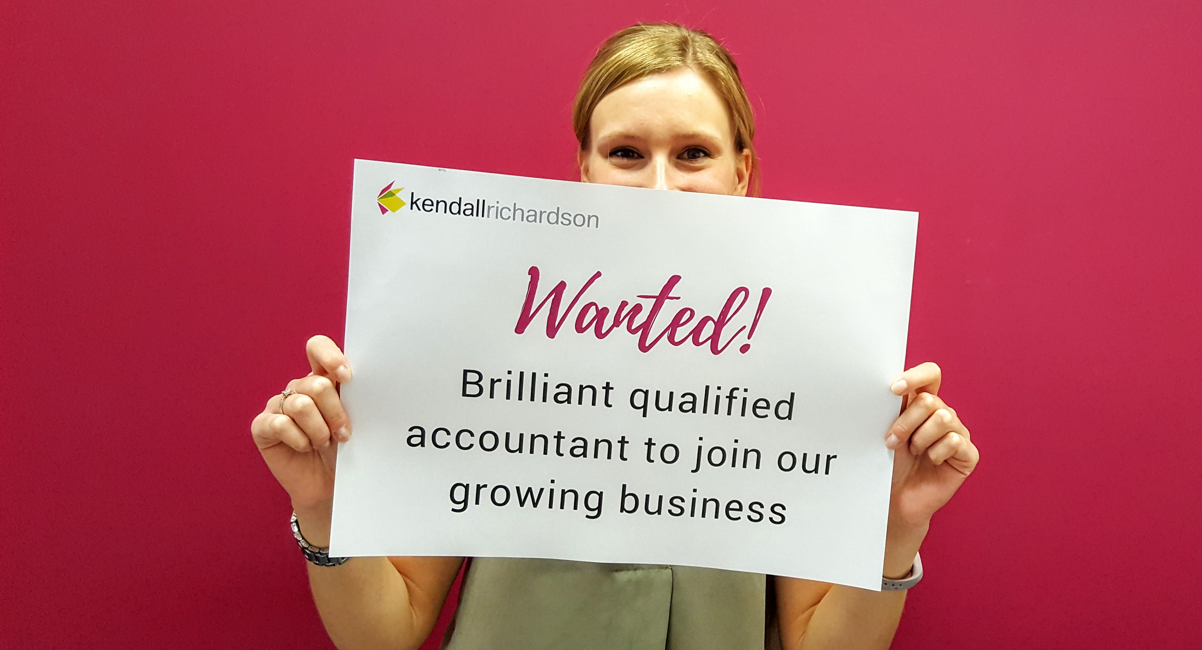 Kendall Richardson Accountancy and Bookeeeping Jobs